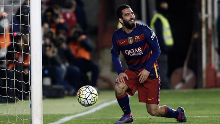 Arda Turan Barcelona tarihine geçti!