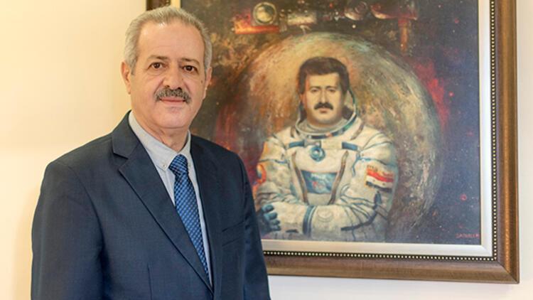 Mülteci astronot Muhammed Faris: Keşke bütün kötüleri uzaya gönderseler