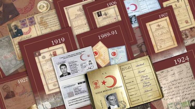 Osmanlı'dan günümüze Türkiye'nin 'kimlik kartları'