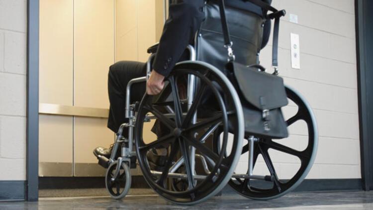 Engellileri sınav heyecanı sardı