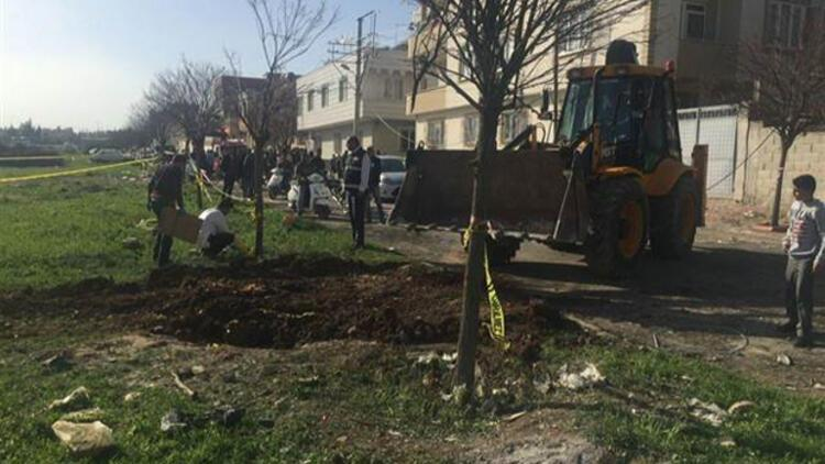 IŞİD'in fırlattığı en az 8 roket mermisi Kilis'e düştü: Biri çocuk 2 ölü
