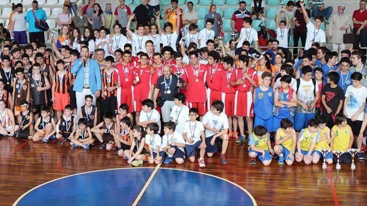 Basketbol performans CUP başladı
