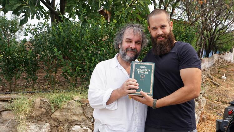 Peter Jackson ile Çanakkale siperlerinde