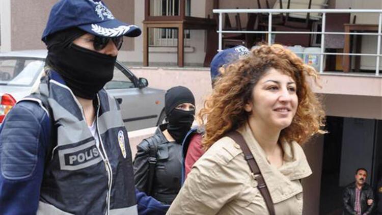 HDP İzmir Eş Başkanları tutuklandı