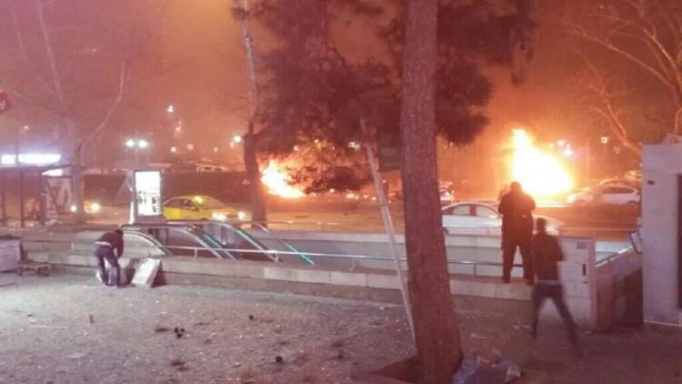 Son dakika... Ankara Kızılay'da büyük patlama: 34 ölü
