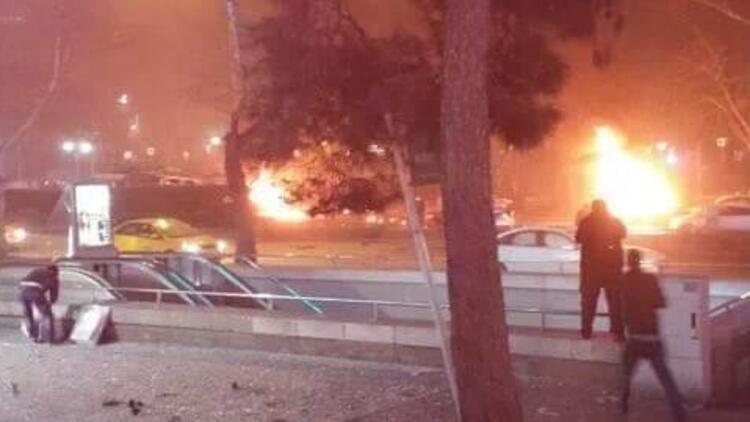 13.03.2016 Ankara patlaması için polisin ilk değerlendirmesi: Hedef Çevik Kuvvet noktası