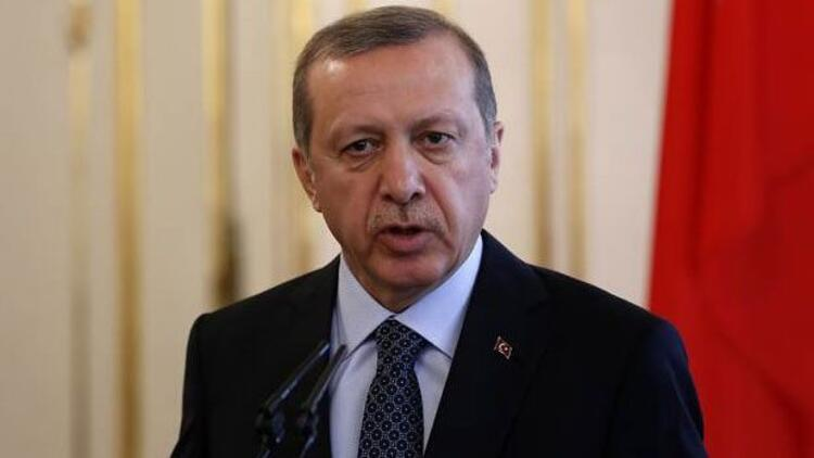 Cumhurbaşkanı Erdoğan: Masum vatandaşları hedef almaktadırlar