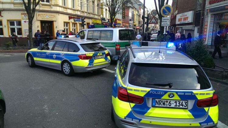 Keup Caddesi'nde bomba paniği