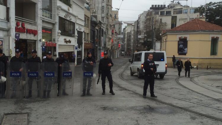 SON DAKİKA: İstanbul İstiklal Caddesi'nde patlama meydana geldi