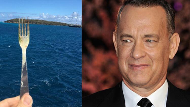 Tom Hanks'in tuhaf Twitter alışkanlığı