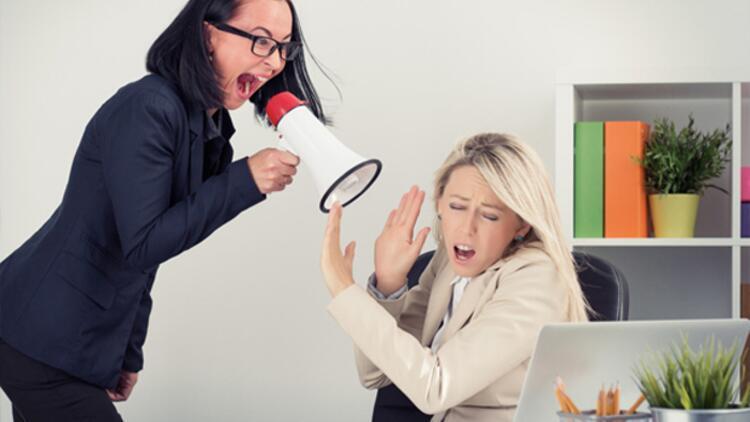 İş yerinde ki görünmez şiddet: Mobbing
