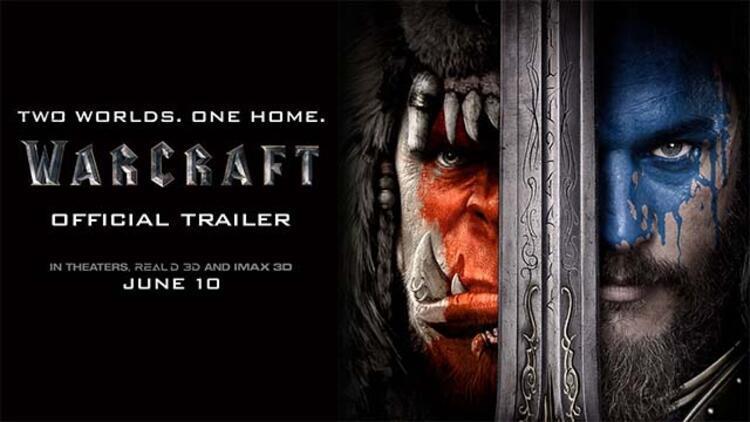Warcraft'ın yeni fragmanı yayınlandı - izle