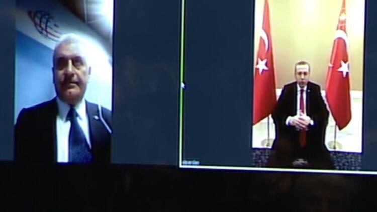 4.5 G'nin ilk denemesini Cumhurbaşkanı Erdoğan ve Bakan Yıldırım yaptı