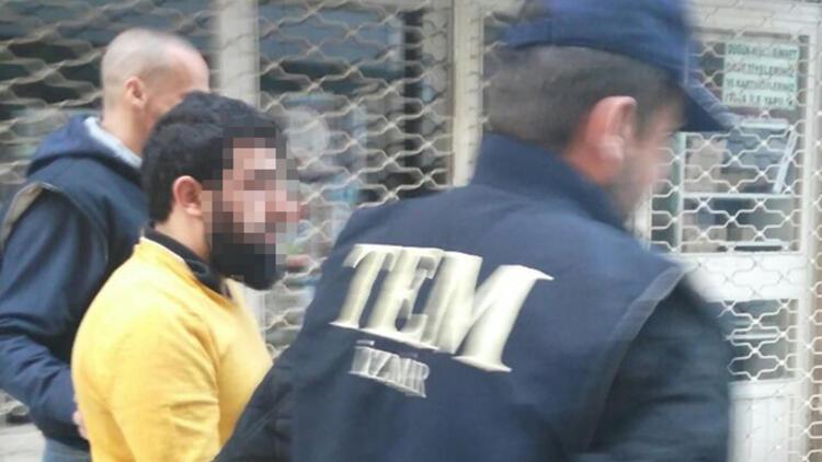 İzmir'de IŞİD operasyonu: Çok sayıda gözaltı