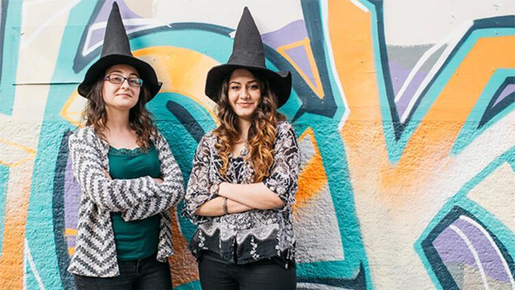 Kampüs Cadıları: 'Erkek egemenliğinin camını çerçevesini indirene kadar durmayacağız'