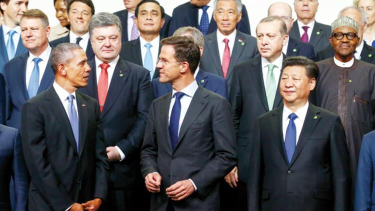 Erdoğan'dan Obama'ya: Gıyabımda konuşması beni üzdü