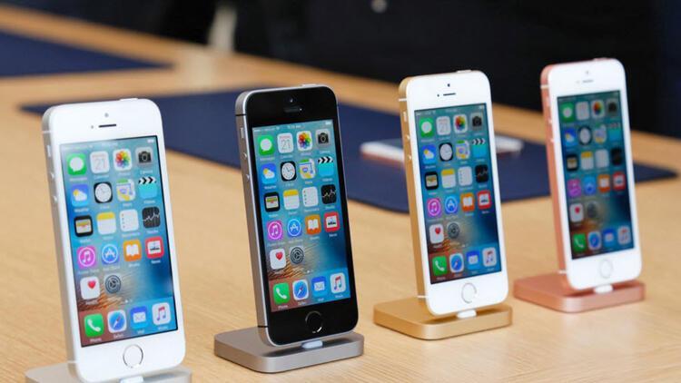 iPhone SE Türkiye'de resmen satışta
