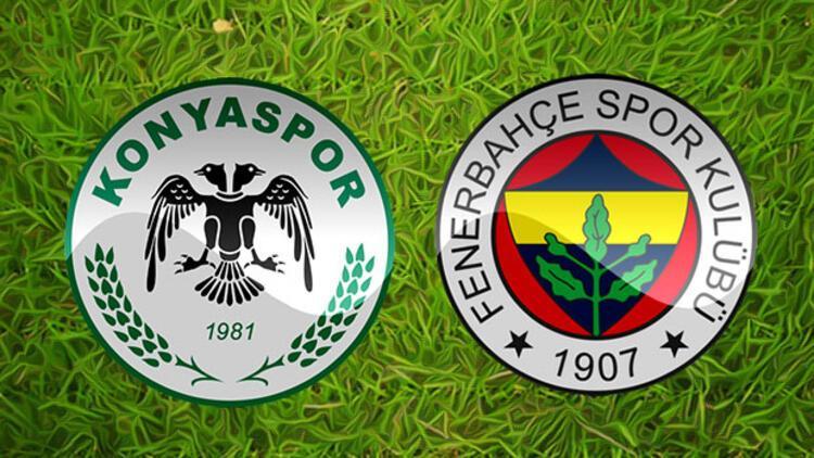 Konyaspor Fenerbahçe ne zaman saat kaçta?