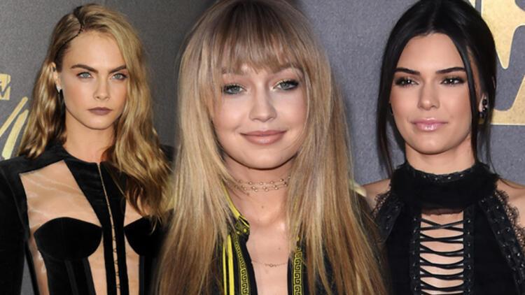 2016 MTV Film Ödülleri gecesinde kim ne giydi?