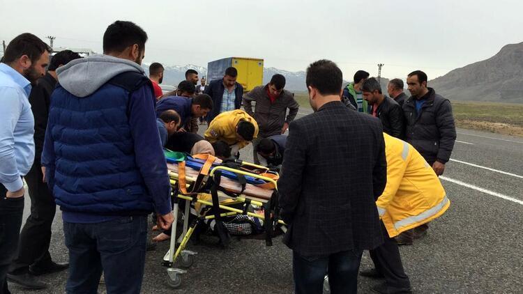Doğubayazıt'ta yol kenarında yaralı bulunan kadın öğretmen çıktı