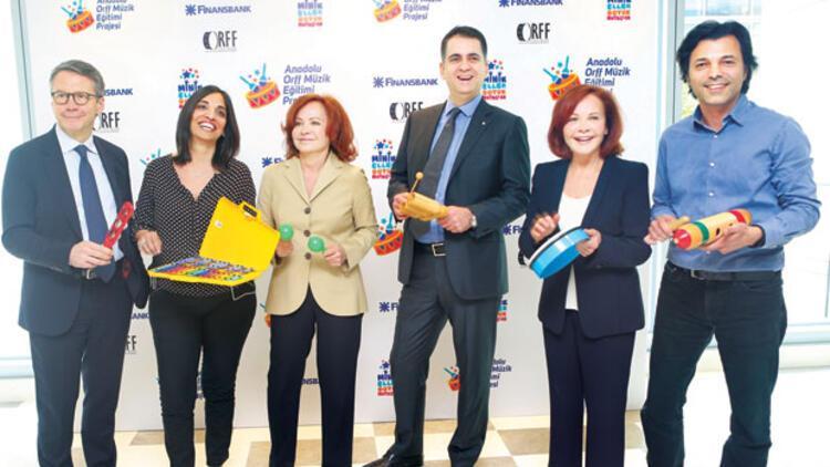 Anadolu'da müzik eğitimi seferberliği