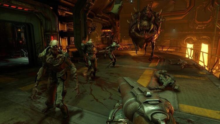 Doom geri dönüyor, beta süreci başlıyor