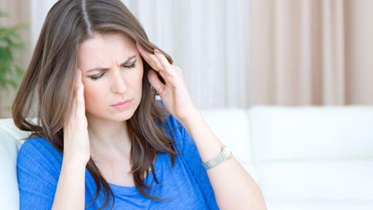 Baş ağrısı birinci sırada