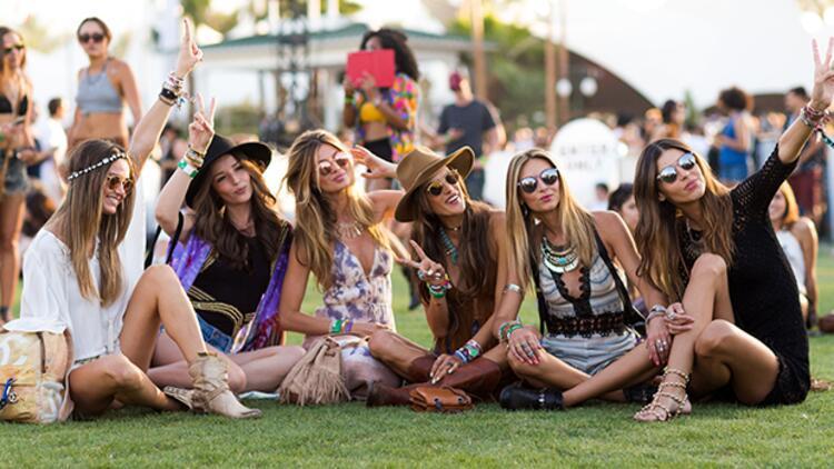Stilimize Coachella etkisi