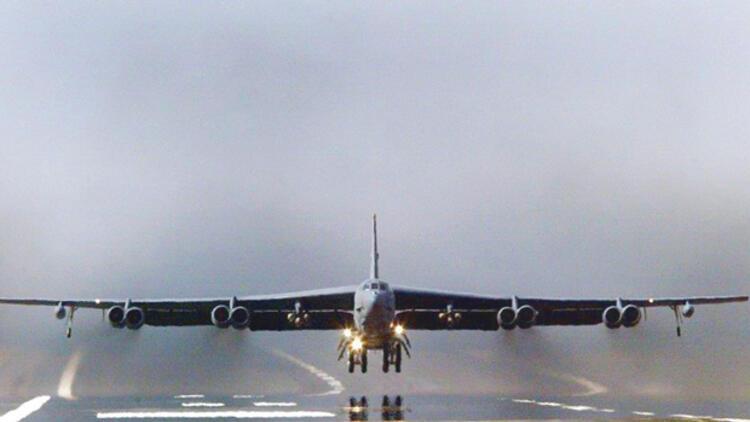 IŞİD'e karşı uçan kaleler devrede