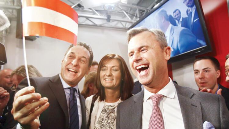 Avusturya seçimleri Avrupa'yı korkuttu