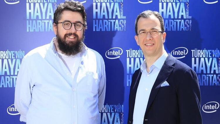 Intel Türkiye'nin hayal haritası ve girişimcilik DNA'sını çıkardı