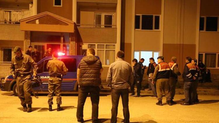 Çeçen uyruklu vatandaş, evinin önünde öldürüldü