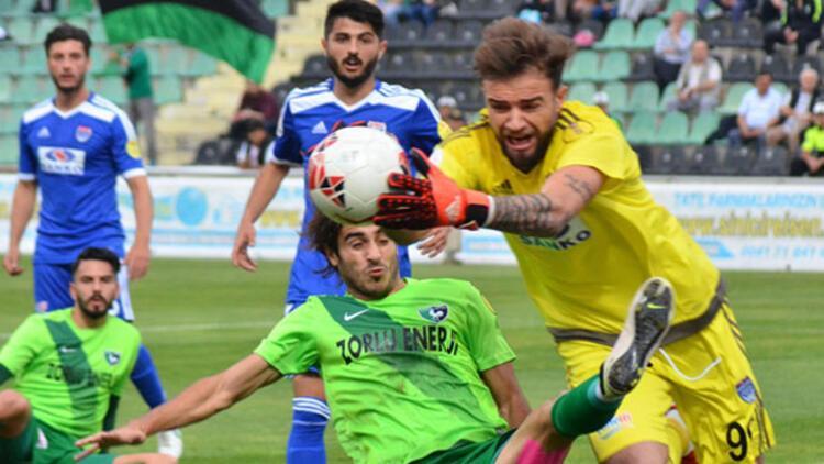 Denizlispor 2-5 Gaziantep Büyükşehir Belediyespor