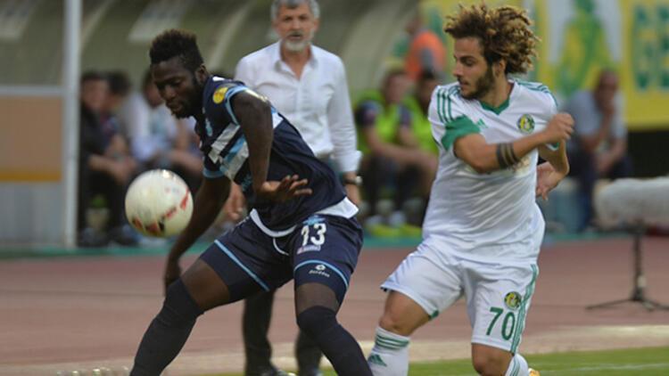 Şanlıurfaspor 2-0 Adana Demirspor