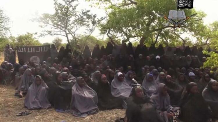 İkinci Chibok kızı da kurtarıldı