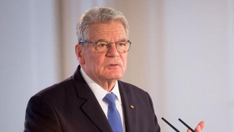 Gauck Almanya'da radikalleşmeye karşı uyardı