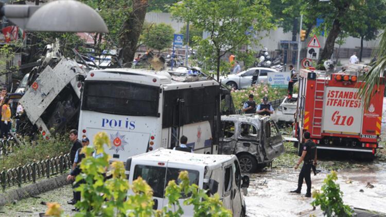 İstanbul'daki patlama ile ilgili flaş haberler...