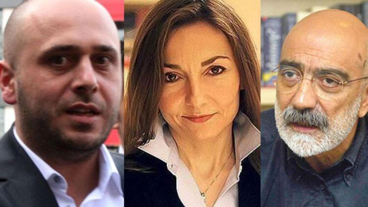 İlk iddianame: Ahmet Altan, Yıldıray Oğur ve Yasemin Çongar da sanık