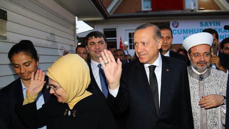 Cumhurbaşkanı Erdoğan'ın ABD'den erken dönme kararı için iki iddia