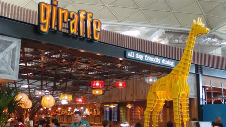 İngiliz Tesco, Giraffe restoran zincirini de sattı