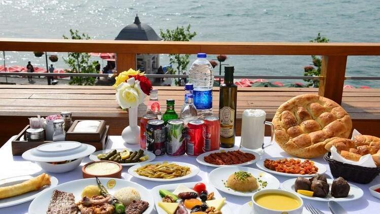Anadolu yakasının en iyi 10 iftar sofrası