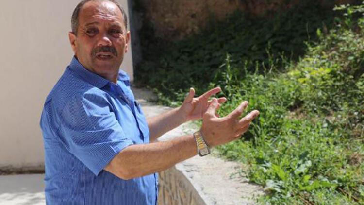 Evine girmeye çalışan yılanı öldürdü, 2 bin 141 lira ceza aldı