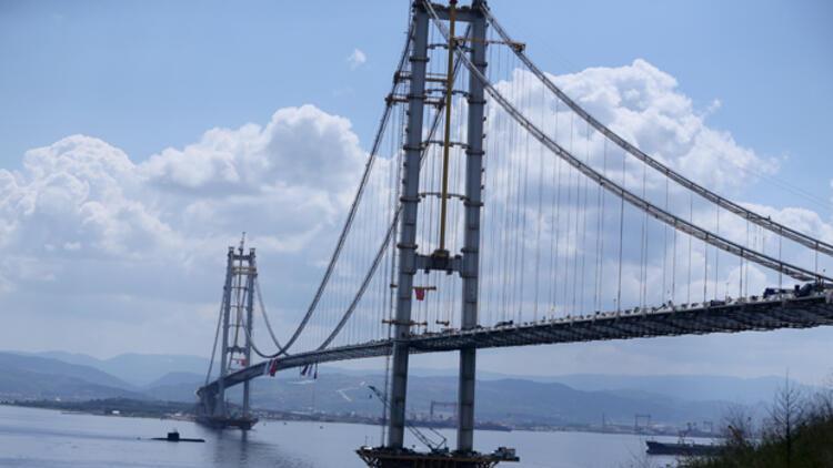 Osmangazi Köprüsü açılmadan 90 TLye inecek