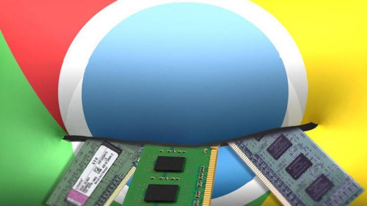 Chrome neden bu kadar RAM kullanıyor?