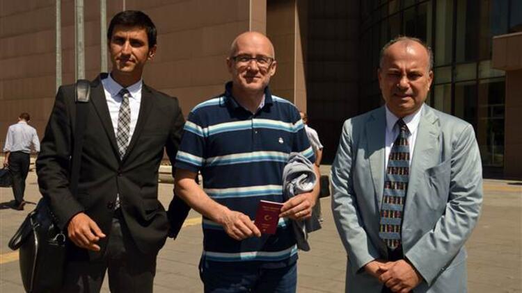 Hürriyet gazetesi New York temsilcisi Razi Canikligil serbest bırakıldı