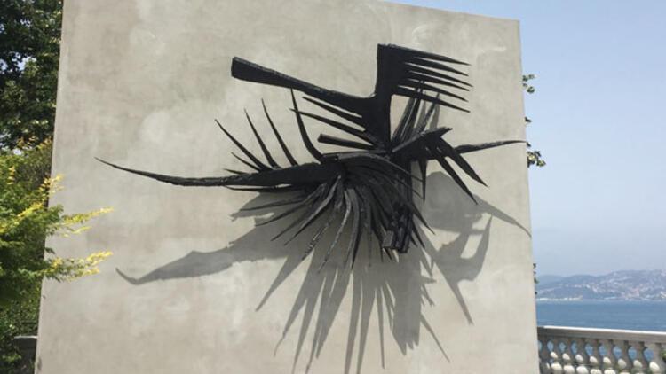 İMÇ'nin 'kuşlar'ı Sabancı Müzesi'ne kondu