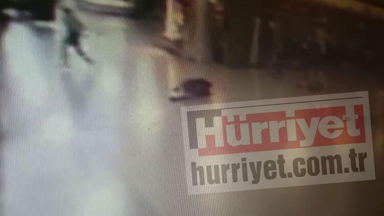 Havalimanındaki saldırının dehşete düşüren görüntüleri ortaya çıktı!