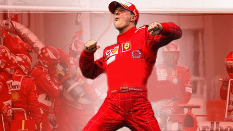 Schumacher vasiyetini yazdı...