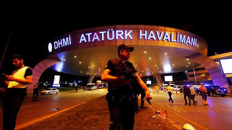 Atatürk Havalimanı saldırısında ölü sayısı 45'e yükseldi