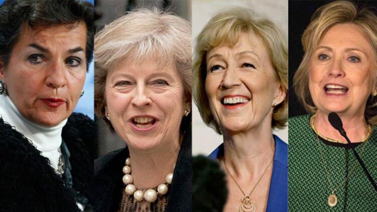 Dünya siyasetine 'kadın' damgası